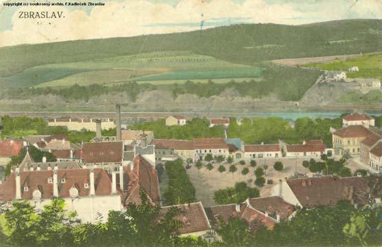 Zbraslav - město, kde hrajeme